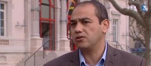 Mohamed Boudjellaba, élu d'opposition à Givors (Rhône) France3