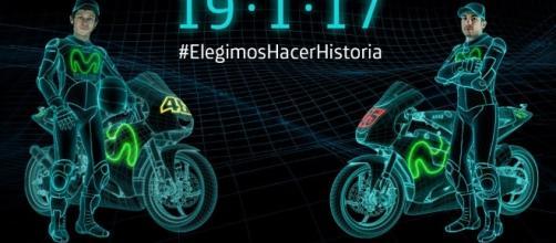 MotoGP 2017 - Diretta streaming presentazione team Yamaha, con Rossi e Vinales