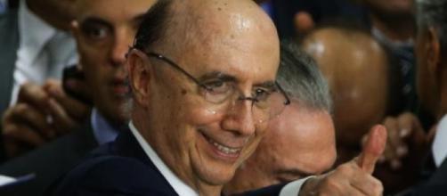 Para Meirelles, o Brasil recebe olhares favoráveis de investidores