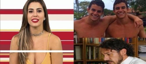Participantes do Big Brother Brasil 17 estão confinados em hotel. (foto: reprodução/TV Globo)
