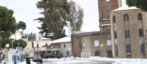 Pescara coperta dalla neve, molti i disagi riscontrati dai residenti
