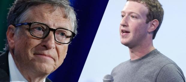 Bill Gates and Mark Zuckerberg Want to Save the World - Fortune - fortune.com