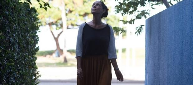 "Sônia Braga em cena do filme ""Aquarius""."