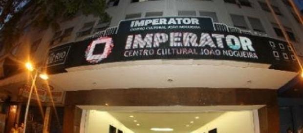 Fachada Imperator, Centro Cultural João Nogueira, Méier