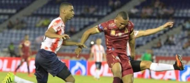 Grêmio deseja contratação de Ángelo Rodríguez, atacante do Tolima