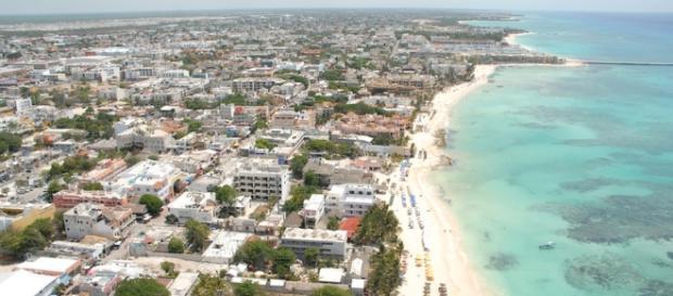 Hasta ayer, otro paraíso turístico en México era Playa del Carmen