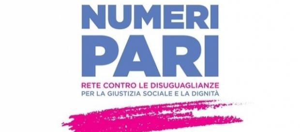 Il logo del Movimento dei Numeri Pari