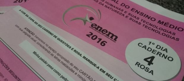 Já é possível consultar notas do ENEM 2016