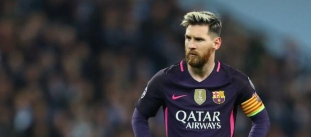 Leo Messi traded insults with Man City players in the tunnel ... - 101greatgoals.com