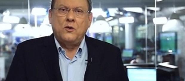 Milton Neves x Adriano Imperador: jornalista fez postagem polêmica