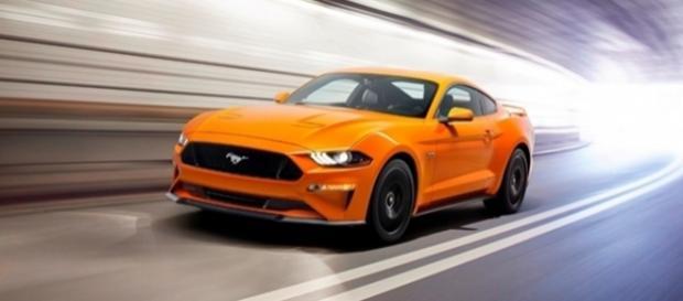 Novo Ford Mustang está previsto para ser lançado no Brasil no início de 2018