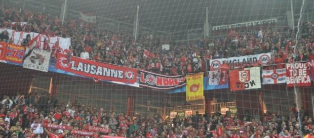 O Benfica recebe o Leixões em jogo da Taça de Portugal