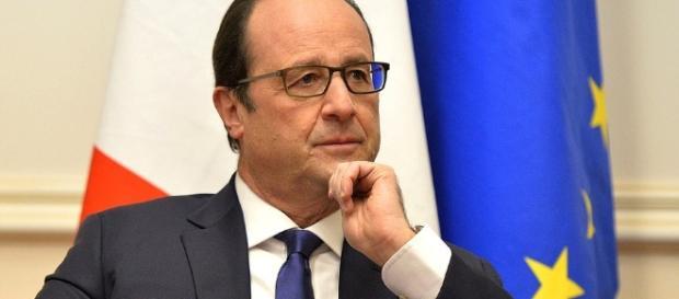 Président Hollande et la tourmente - opinion - CC BY