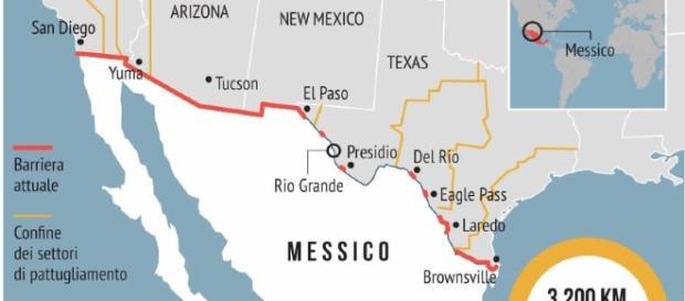 Trump firma: muro più lungo con il Messico, no ai profughi dal ... - avvenire.it
