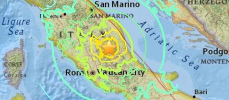 Powerful Earthquakes Rock Italy ... - dogonews.com