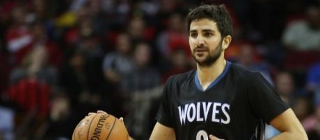 Ricky Rubio podría salir de Minnesota Timberwolves.