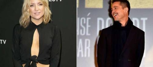"""Brad Pitt ha voltato pagina: """"Ora è fidanzato con Kate Hudson ... - loxc.it"""