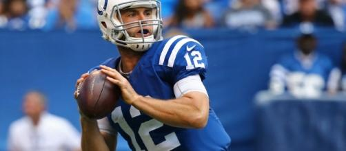 Colts have Luck, but need everything else to get themback to being title contenders -Sports Reactors