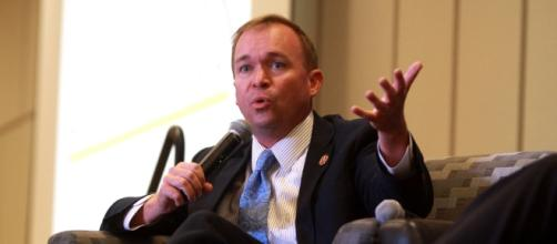 Congressman Rick Mulvaney, Trump's OMB nominee, is under fire for failing to pay 15k in employee taxes re: Google Advanced Images.