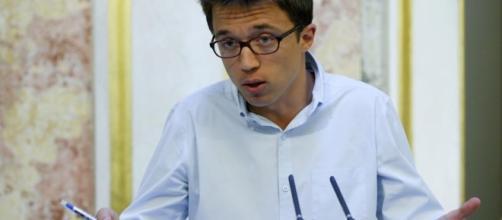 Iñigo Errejón, número dos de Podemos