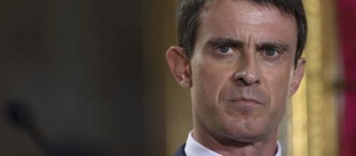 Manuel Valls gifle - Primaire du Parti Socialiste