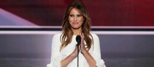 Melania Trump May Wear Ralph Lauren to Donald Trump's Inaugration ... - harpersbazaar.com
