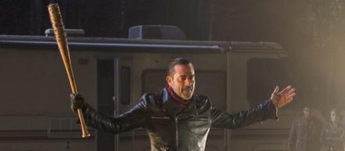 """Negan"", interprété par Jeffrey Dean Morgan"
