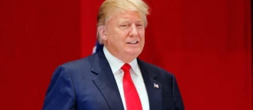 O novo presidente dos Estados Unidos, Donald Trump.