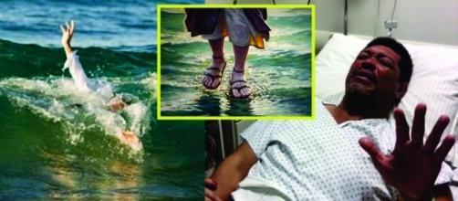 Pastor Valdemiro é resgatado em barco à deriva em Ilhabela, SP