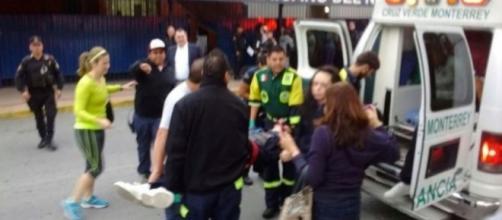 Reportan tiroteo en colegio al sur de Monterrey; hay 5 heridos ... - com.mx