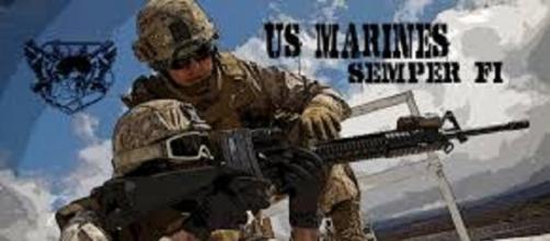 United States Marines - Photo: YouTube