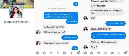Utilizando um perfil no Facebook, pedófilo se aproximava de meninas.