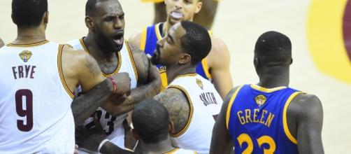 "Warriors Have ""Growing Concern"" Draymond Green Gets Suspended for ... - thebiglead.com"