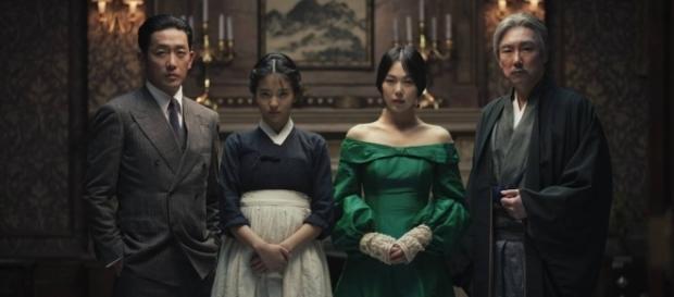 A criada, novo filme de Park Chan Wook