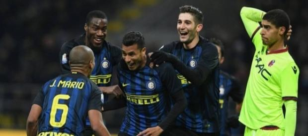 El Inter sufrió para eliminar al Bologna en Coppa Italia - futbolsapiens.com