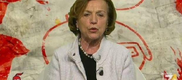 Elsa Fornero, ex ministro governo Monti