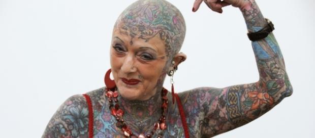 Le 5 persone più tatuate del mondo: foto di persone ricoperte di ... - tatuaggisulweb.it