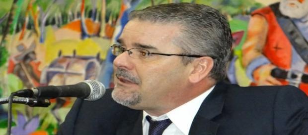 Marcos Rolim, jornalista, sociólogo e professor