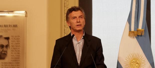 Presidente da Argentina, Mauricio Macri defende discussão sobre redução da maioridade penal no país
