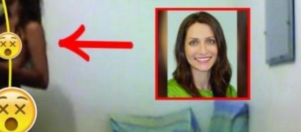Professora transa com aluna e é pega - Imagem meramente ilustrativa