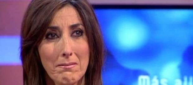 Sálvame: Paz Padilla abandona y habla de sus compañeros.