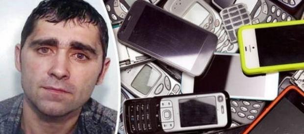 Ștefan Neagu, a ajuns în închisoare în UK și riscă deportarea, pentru furt de telefoane