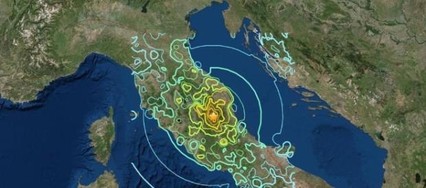 Terremoto centro Italia, forti scosse. - libertas.it