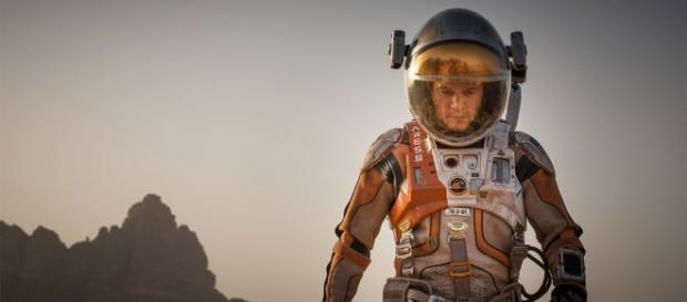 The Martian Promises to Science the S**t Out of a Movie | 33rd Square - 33rdsquare.com