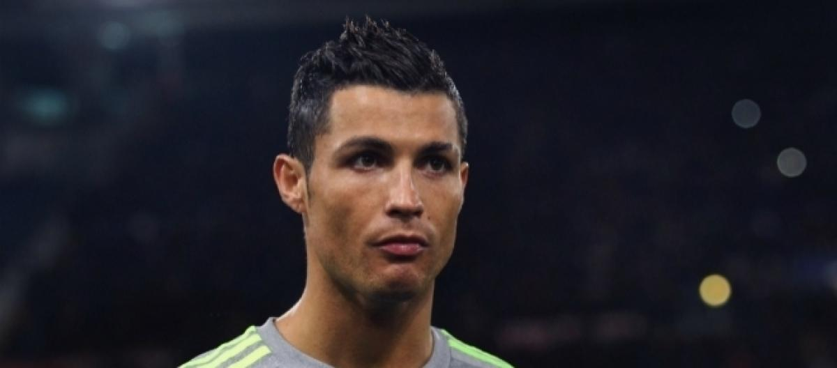 472b2f64a Cristiano Ronaldo imita Felipão e fala do Grêmio antes de partida