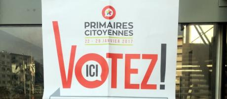 Vote primaire à gauche - CC BY