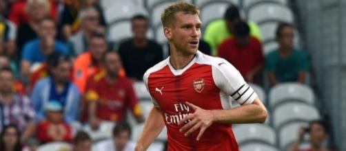 Arsenal name Per Mertesacker as new club captain - Premier League ... - eurosport.com