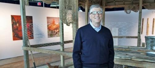 Bill Gates já doou mais de US$ 30 bilhões para causas humanitárias