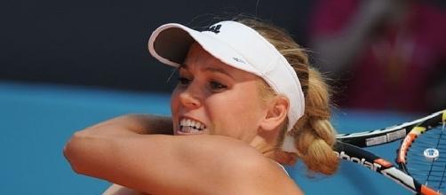 Caroline Wozniacki (Credit: Tatiana - wikimedia.org)