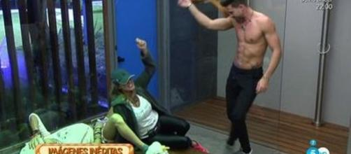 'GH VIP 5': Ivonne tras su metedura de pata se lanza a por Sergio